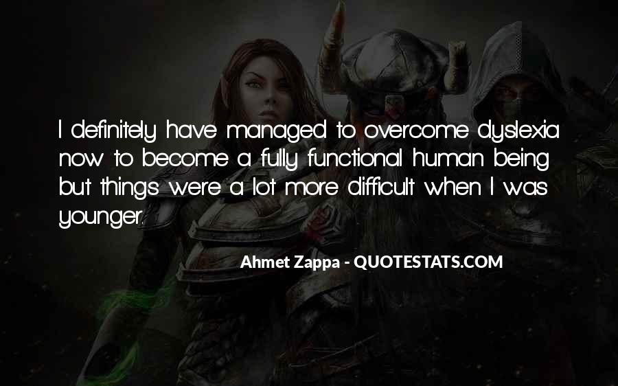 Ahmet Zappa Quotes #1145792
