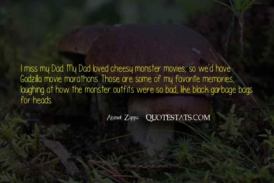Ahmet Zappa Quotes #1478635