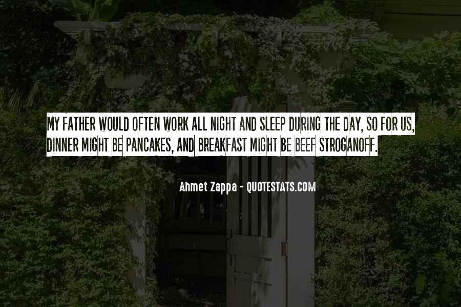 Ahmet Zappa Quotes #306046