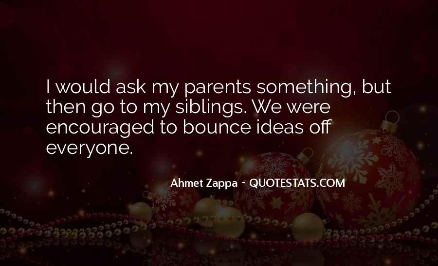Ahmet Zappa Quotes #515488