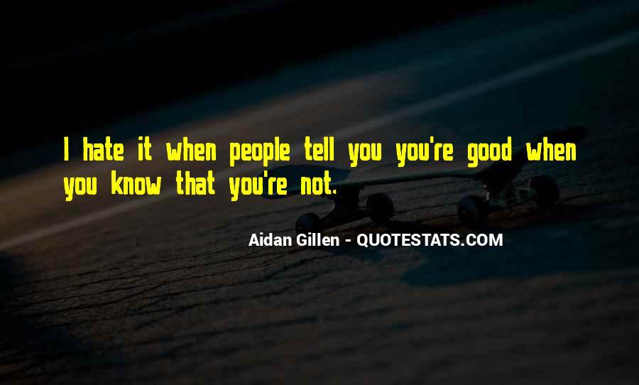 Aidan Gillen Quotes #105801