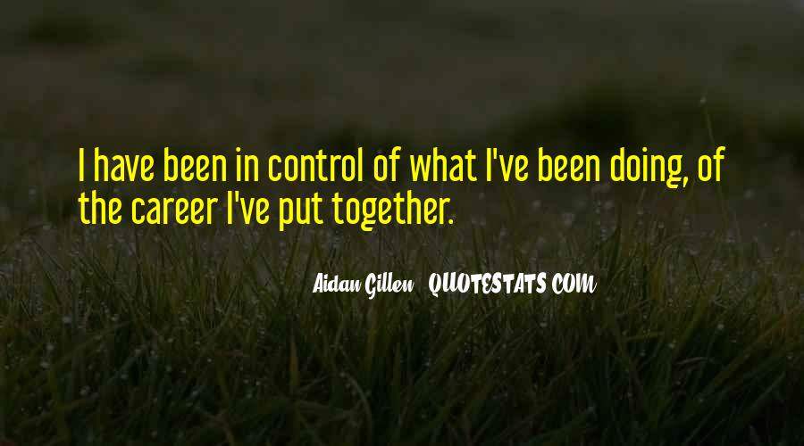 Aidan Gillen Quotes #1135111