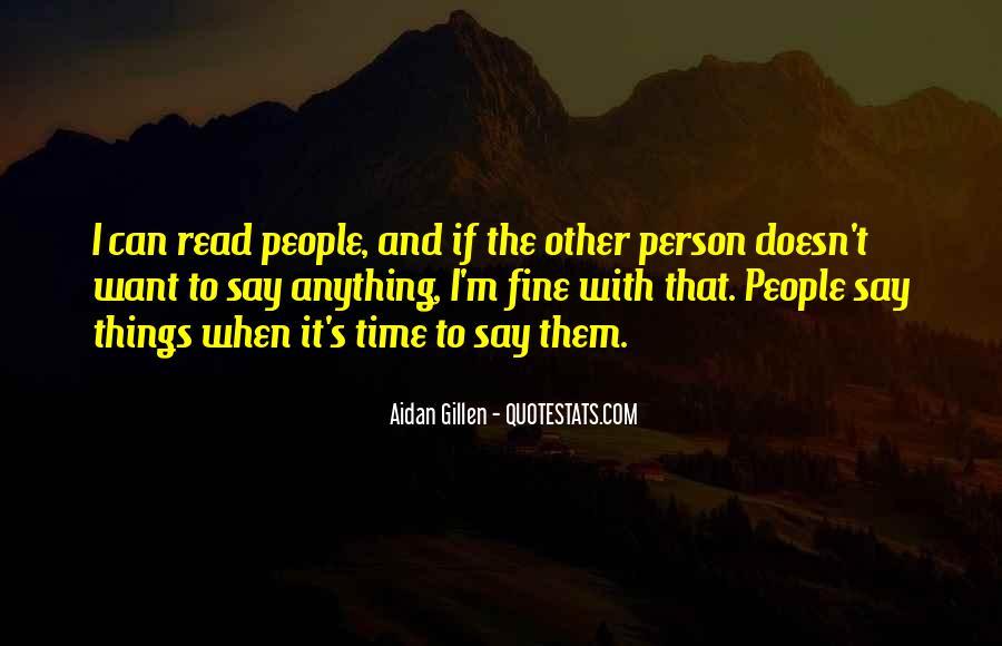 Aidan Gillen Quotes #140405