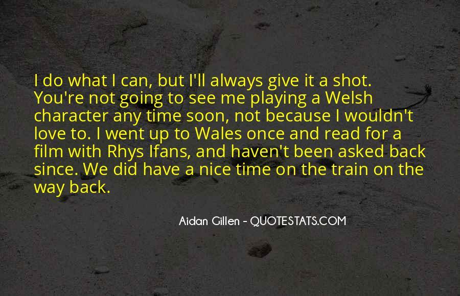Aidan Gillen Quotes #186249