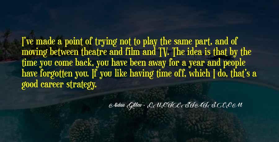 Aidan Gillen Quotes #286443