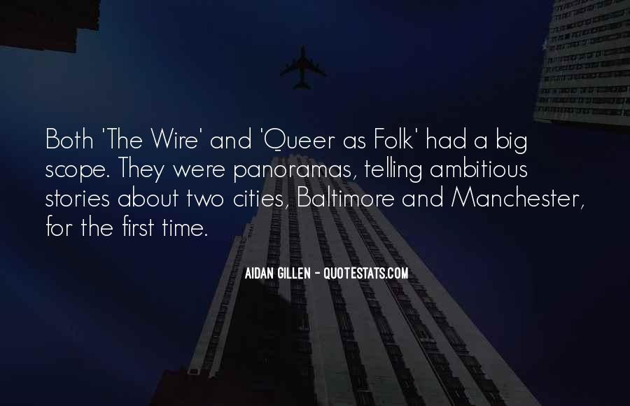 Aidan Gillen Quotes #385256