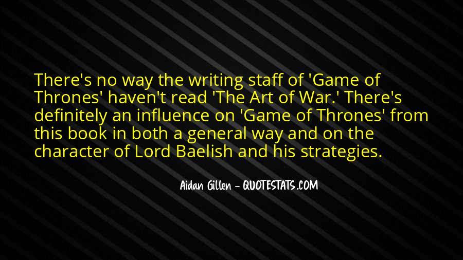 Aidan Gillen Quotes #505289