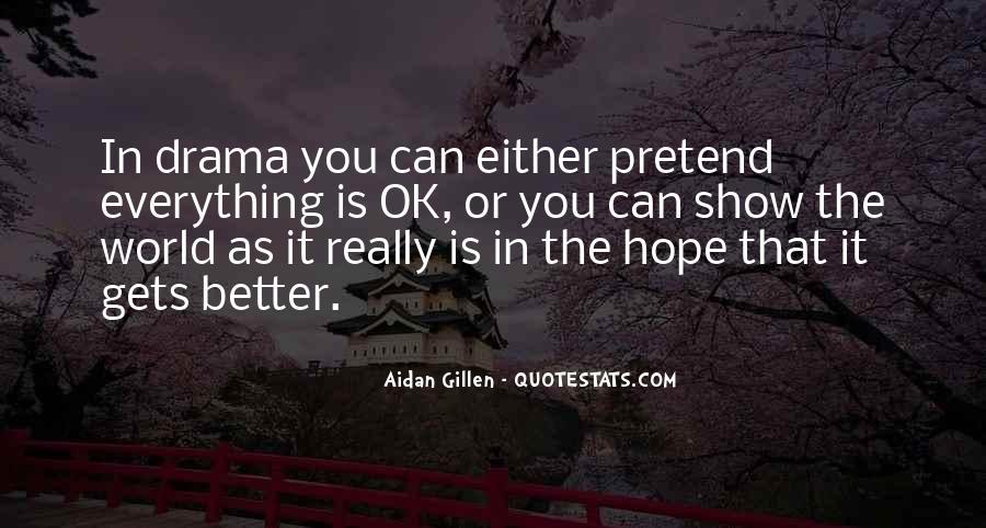 Aidan Gillen Quotes #571026