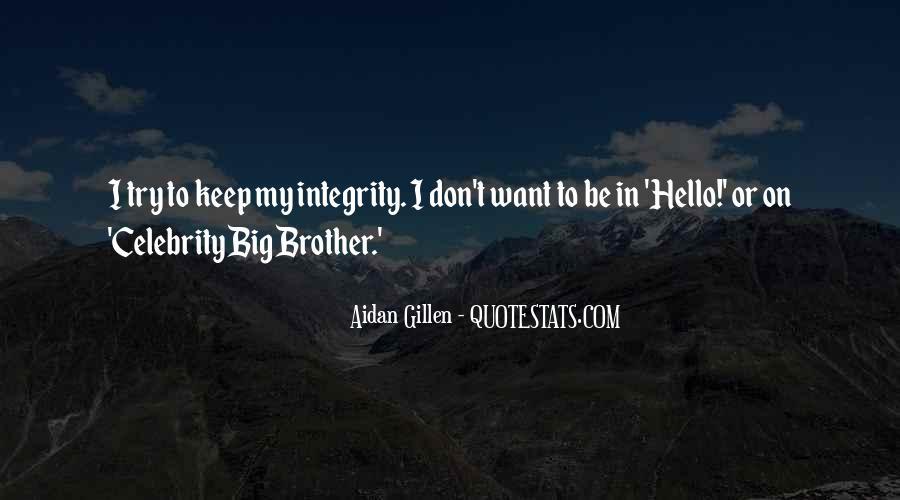 Aidan Gillen Quotes #605320