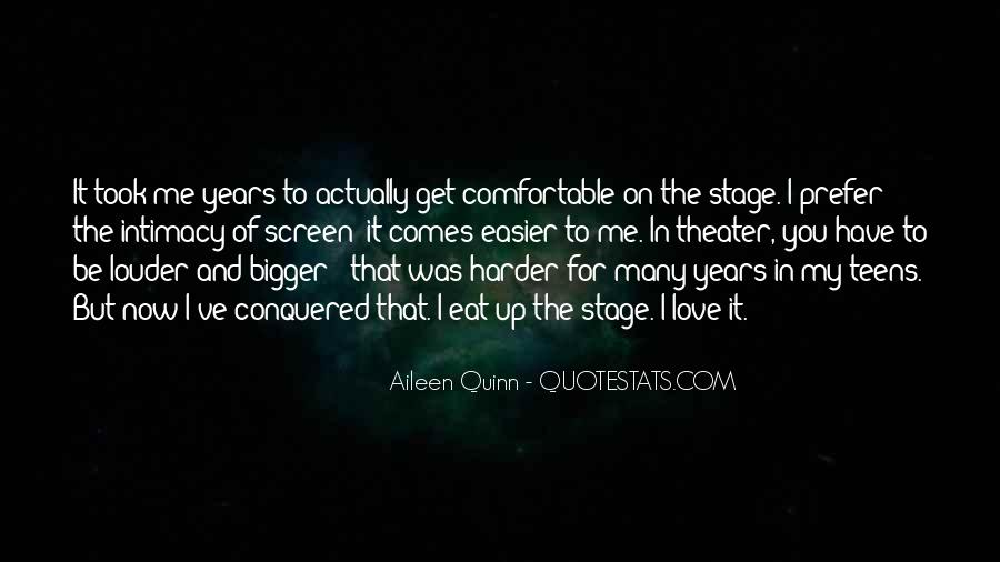 Aileen Quinn Quotes #10170