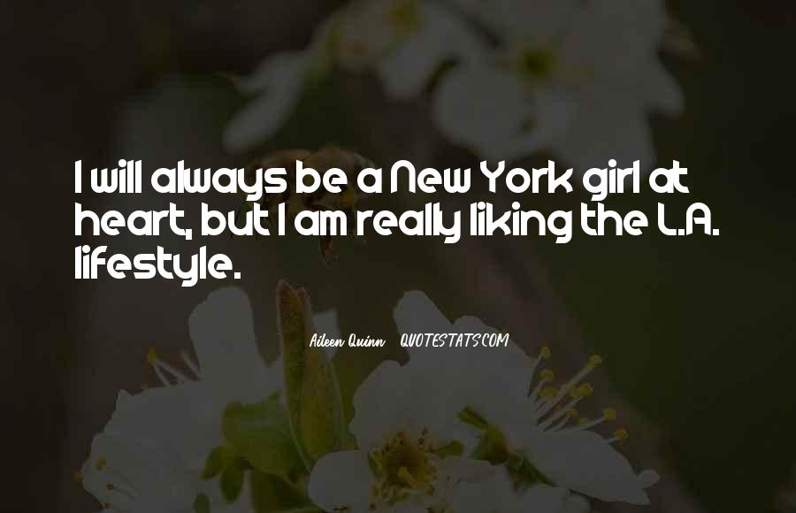 Aileen Quinn Quotes #177304