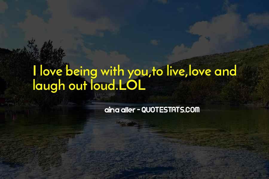 Aina Aller Quotes #1829886
