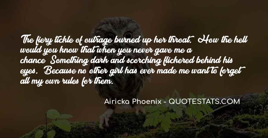 Airicka Phoenix Quotes #466579