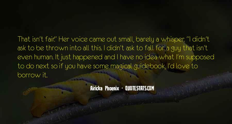 Airicka Phoenix Quotes #874228