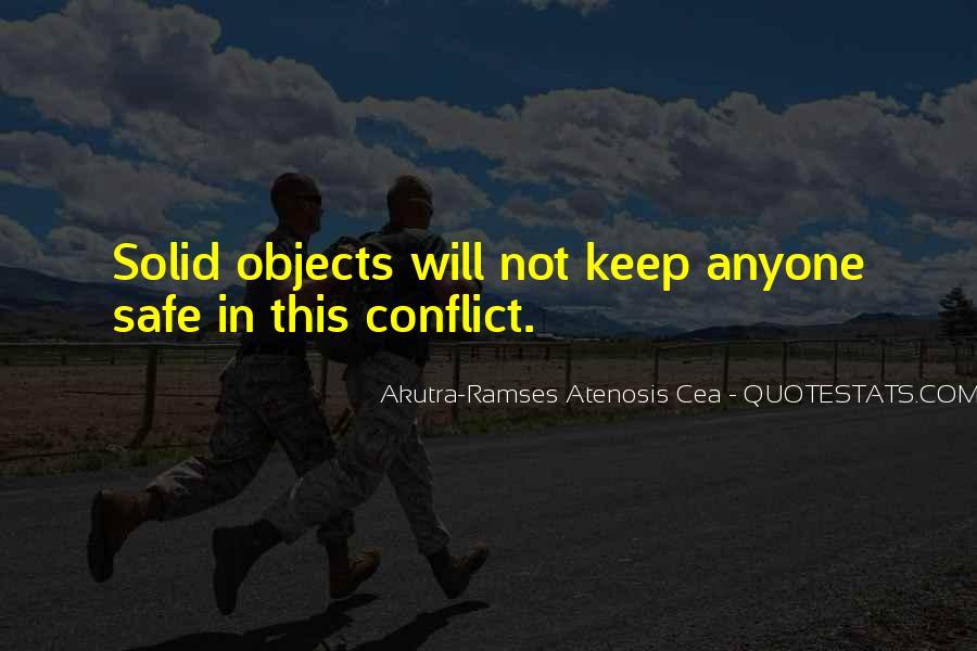 Akutra-Ramses Atenosis Cea Quotes #1598969