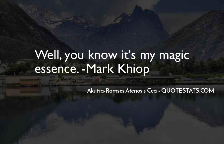 Akutra-Ramses Atenosis Cea Quotes #810252