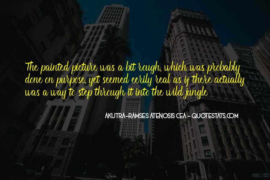 Akutra-Ramses Atenosis Cea Quotes #987863