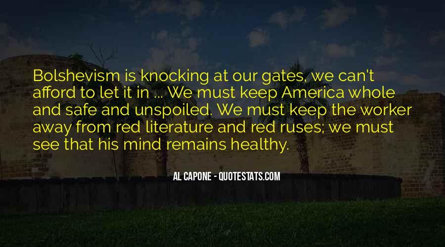 Al Capone Quotes #1706880