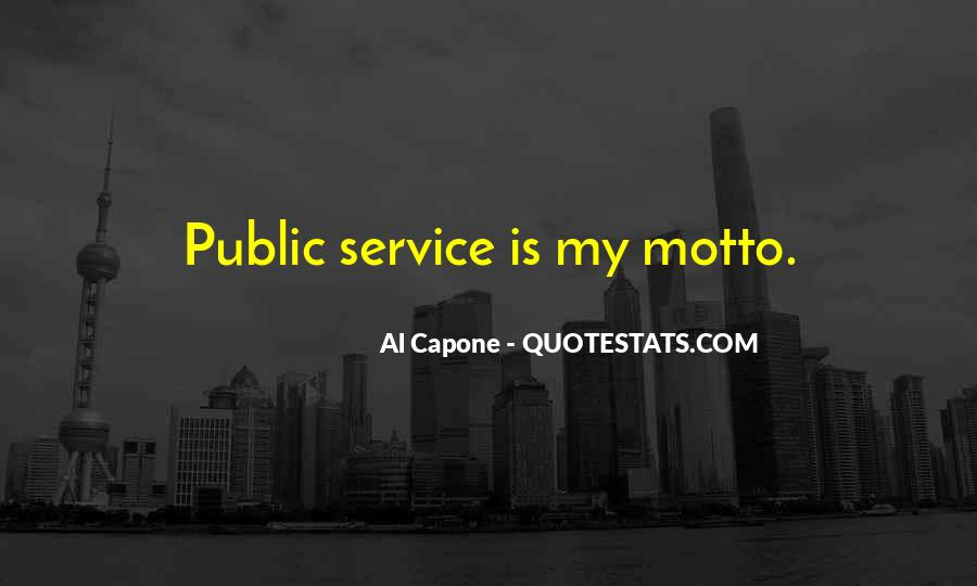Al Capone Quotes #833604