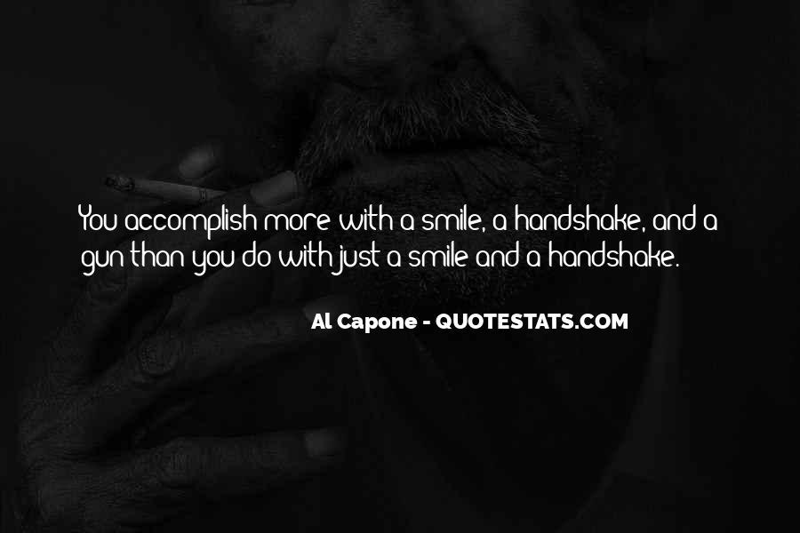 Al Capone Quotes #977195
