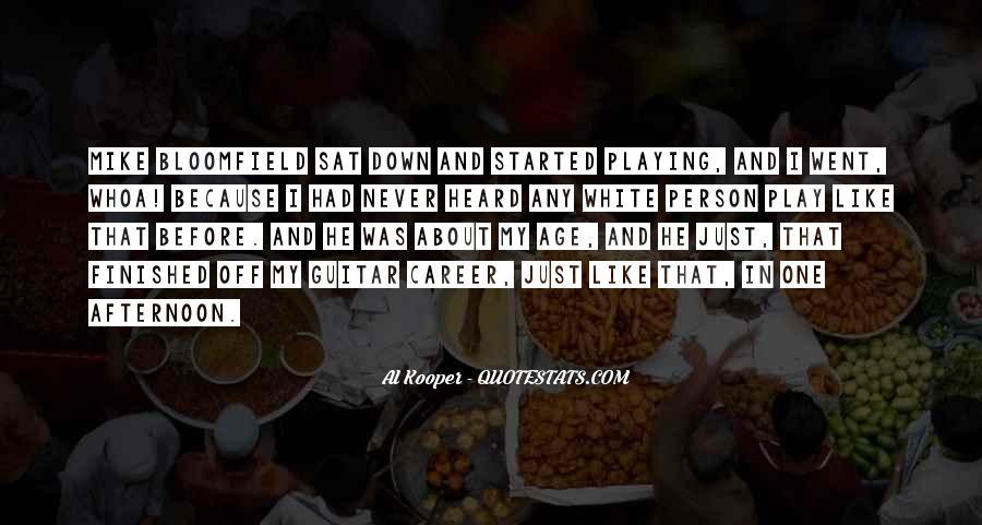 Al Kooper Quotes #754743