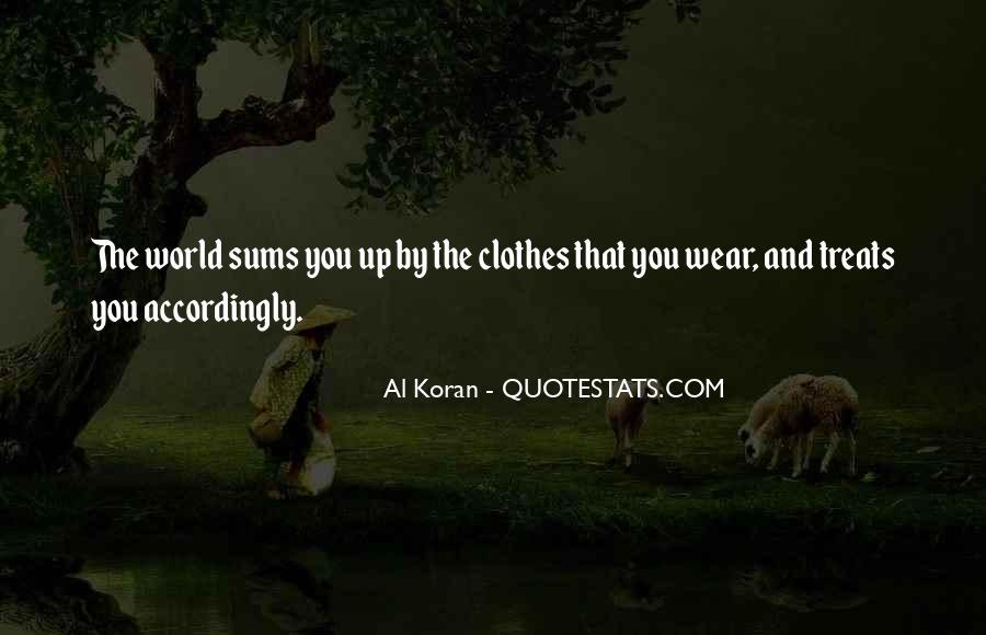 Al Koran Quotes #464308