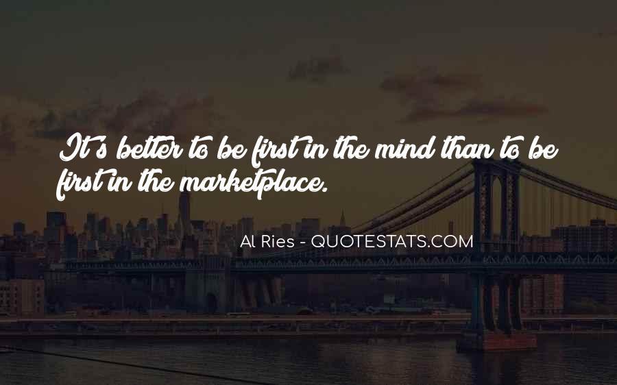 Al Ries Quotes #171258