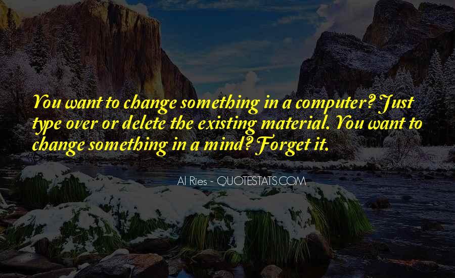 Al Ries Quotes #1857411