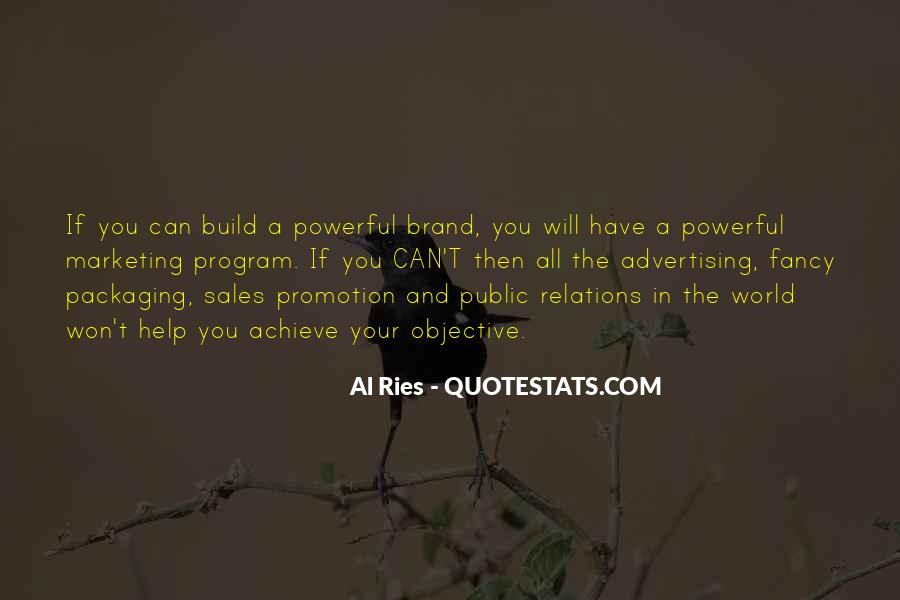 Al Ries Quotes #595481