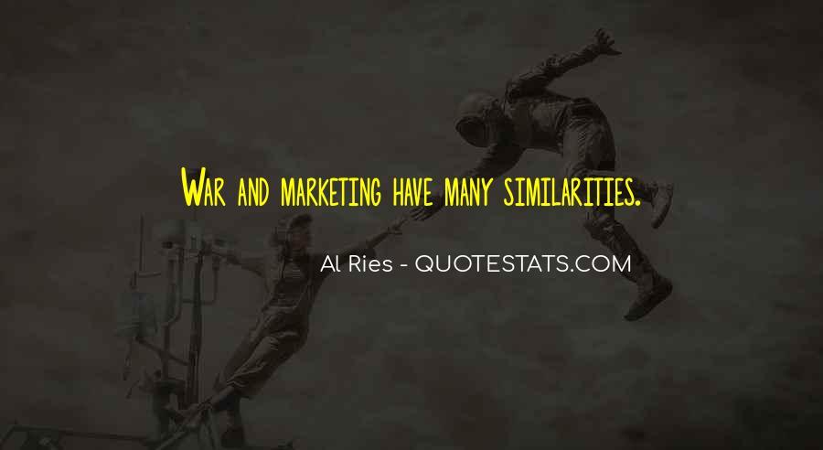 Al Ries Quotes #772071