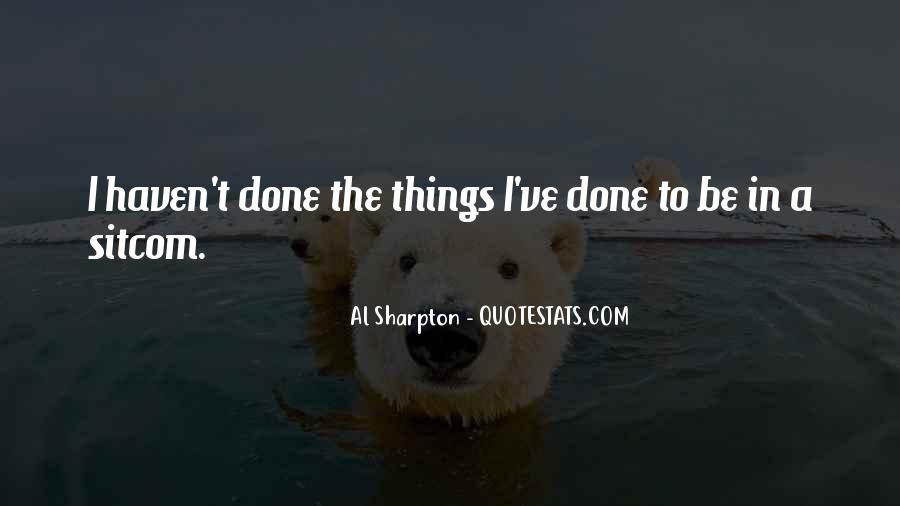 Al Sharpton Quotes #100656