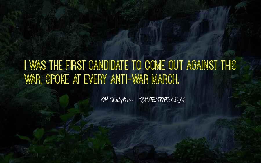 Al Sharpton Quotes #1094949