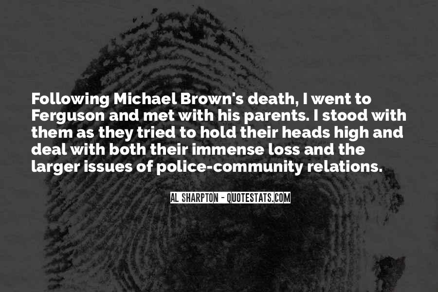 Al Sharpton Quotes #1105912