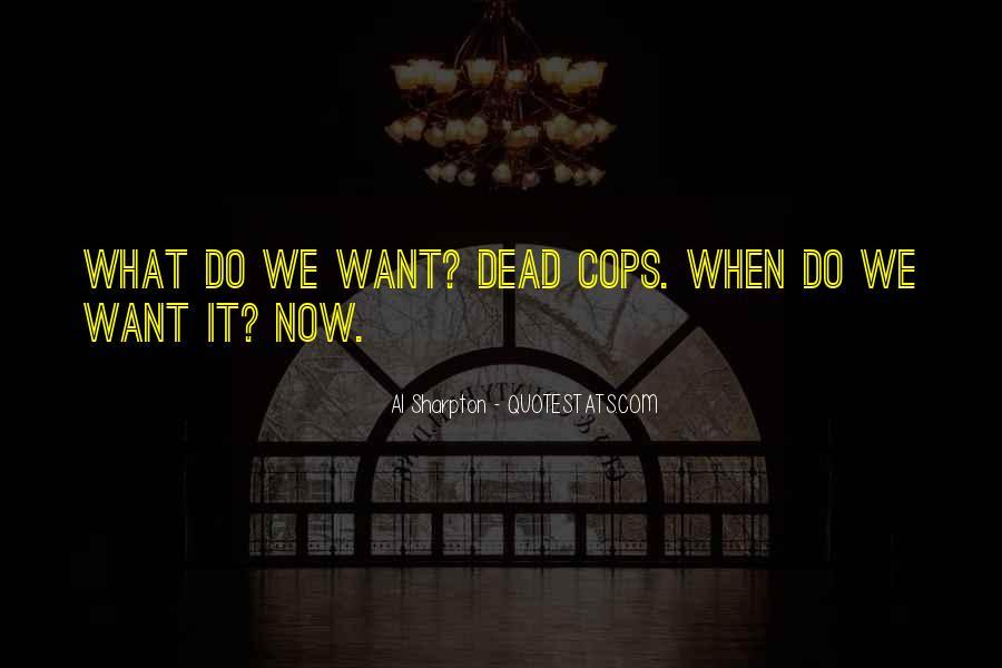 Al Sharpton Quotes #1132249