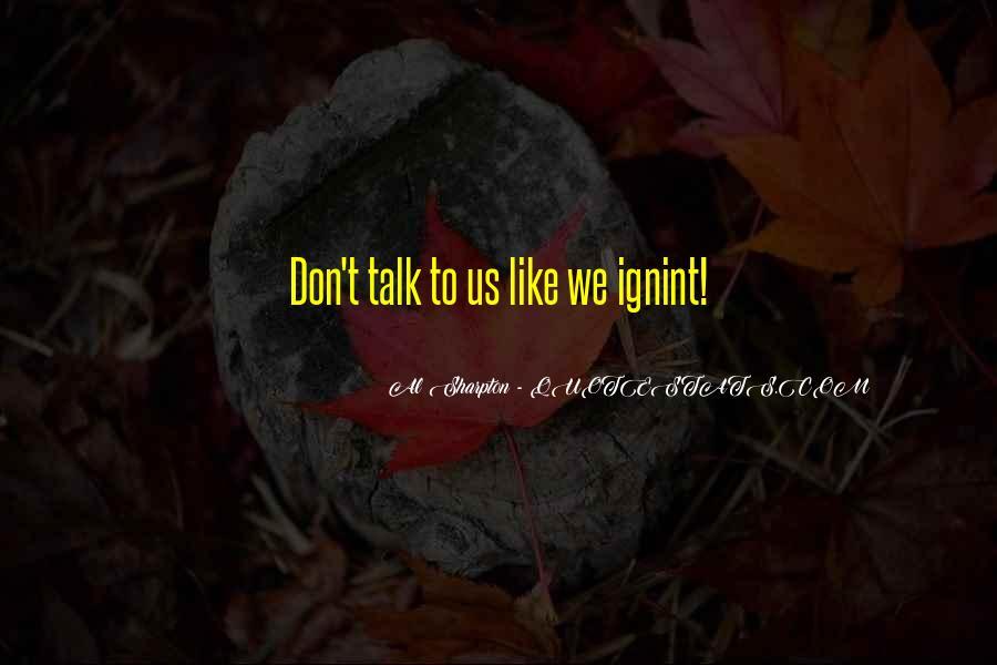Al Sharpton Quotes #116357