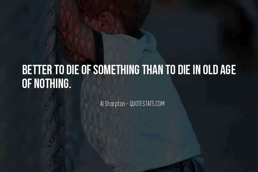 Al Sharpton Quotes #1173878