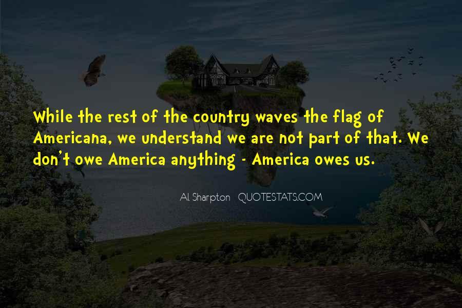 Al Sharpton Quotes #131963