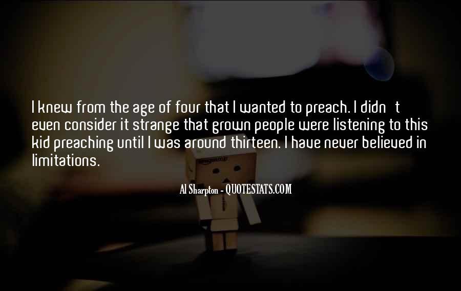 Al Sharpton Quotes #1515438