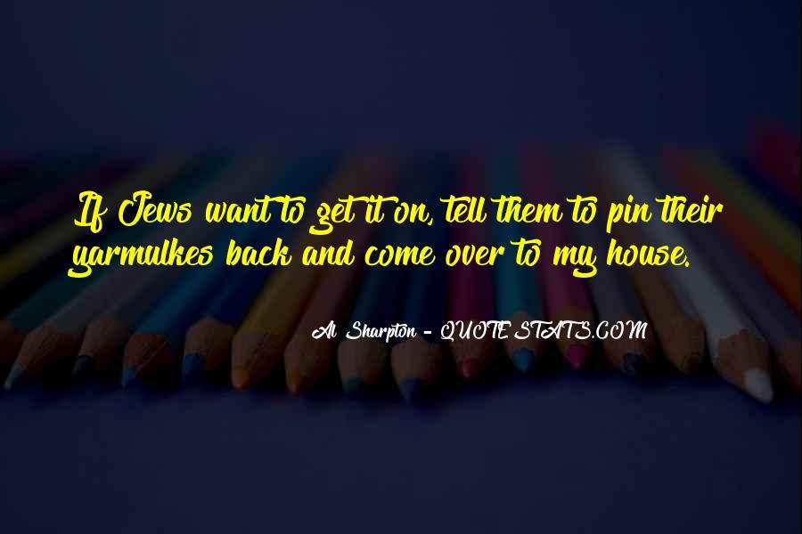 Al Sharpton Quotes #1518771