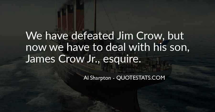 Al Sharpton Quotes #162456