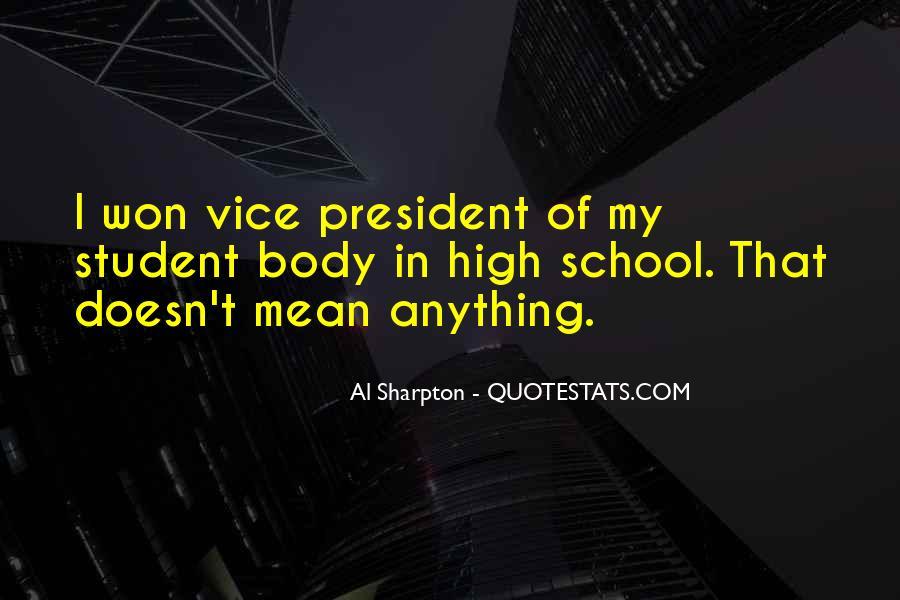 Al Sharpton Quotes #1634597