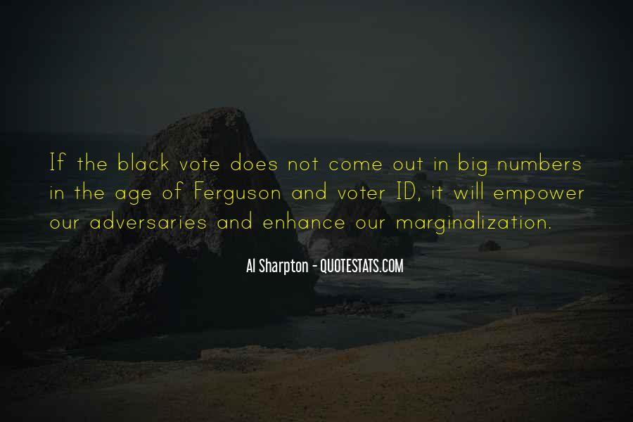 Al Sharpton Quotes #1664523