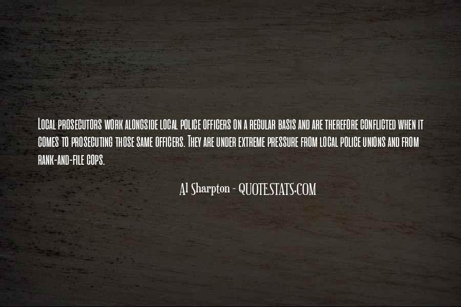 Al Sharpton Quotes #1814154