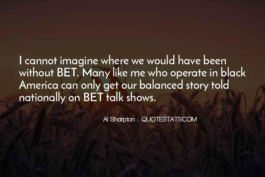 Al Sharpton Quotes #261574
