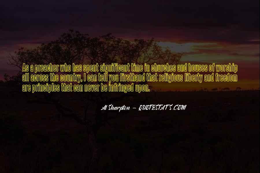 Al Sharpton Quotes #348069