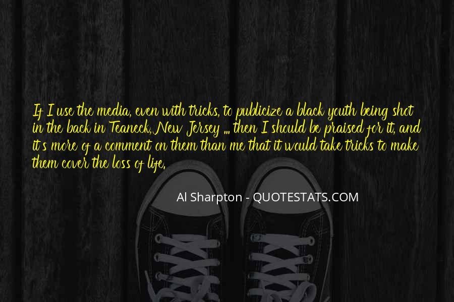Al Sharpton Quotes #414667