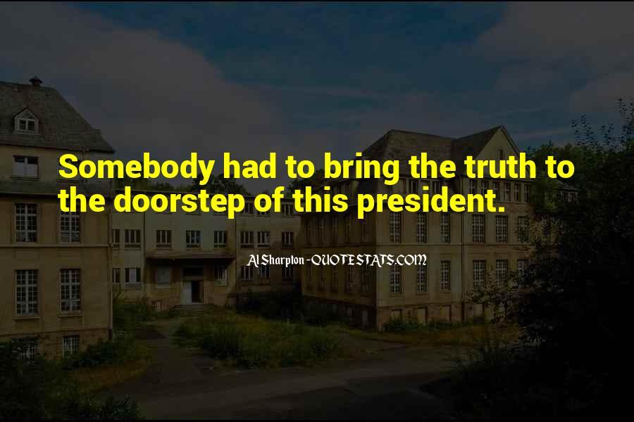 Al Sharpton Quotes #528077