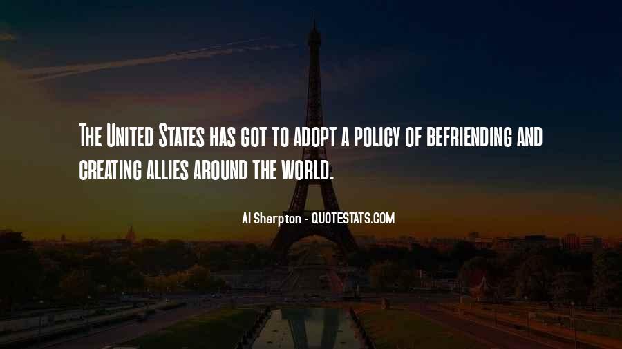 Al Sharpton Quotes #553854