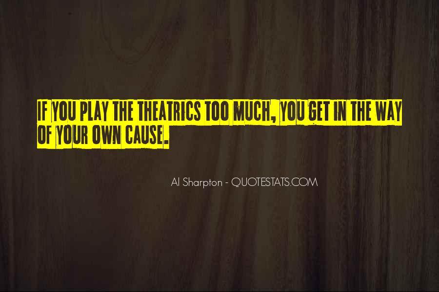 Al Sharpton Quotes #588227