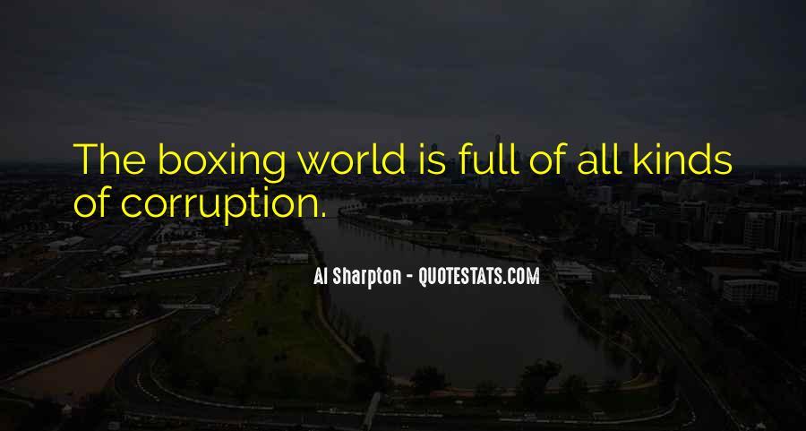 Al Sharpton Quotes #647043